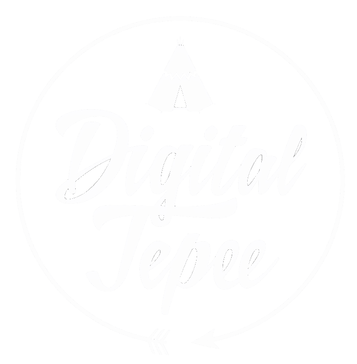 digital tepee logo