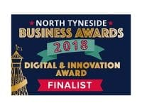 north east business awards banner